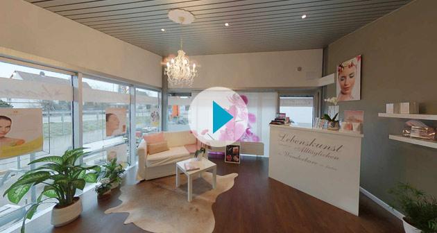 Virtuelle Tour Hautnah Kosmetikinstitut Bobenheim Roxheim